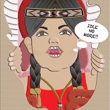 Inner Child - Idle No More Version by Nativeexpress