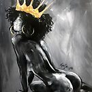 Naturally Queen VIII by DaCre8iveOne