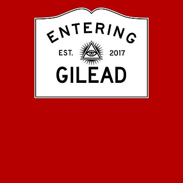 Entering Gilead by zombill