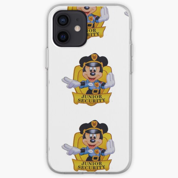 Junior Security Guard iPhone Soft Case