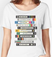 Brooklyn Nine-Nine Sex Tapes Women's Relaxed Fit T-Shirt