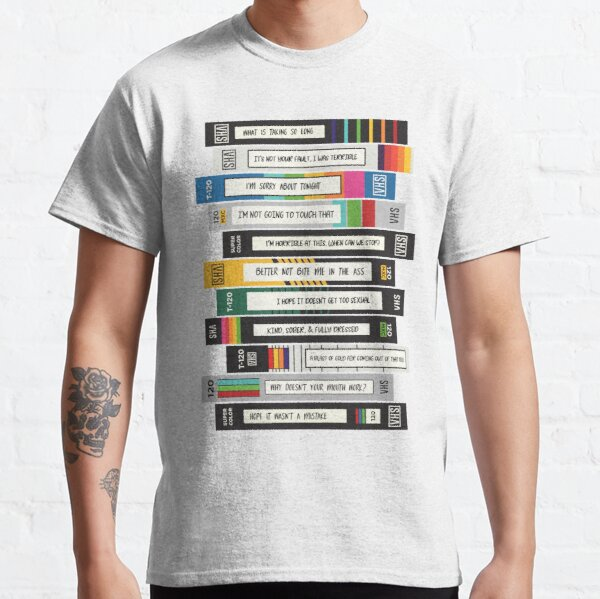 Brooklyn Nine-Nine Sex Tapes Classic T-Shirt