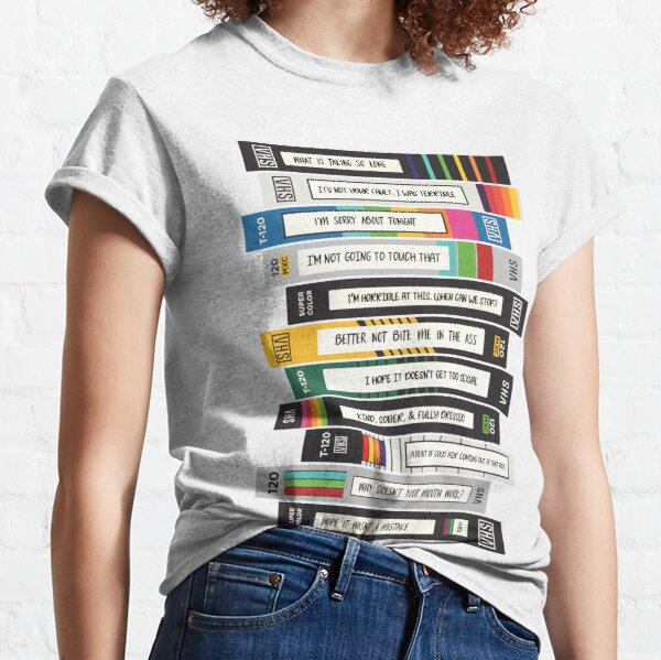Brooklyn Neun-Neun Sex Tapes Classic T-Shirt