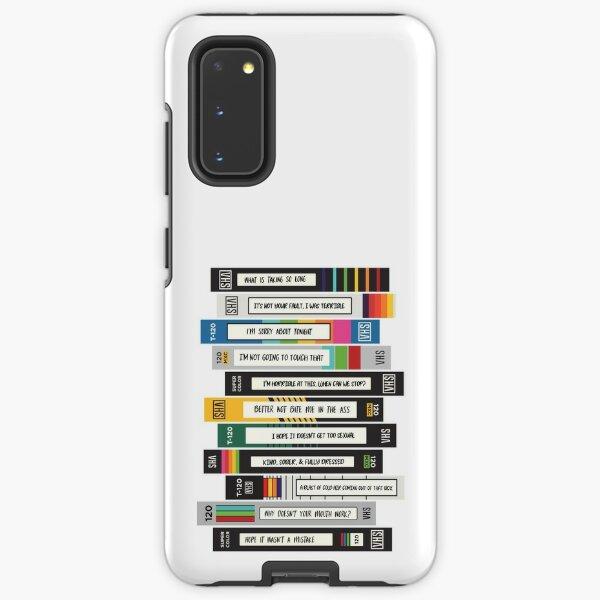 Brooklyn Nine-Nine Sex Tapes Samsung Galaxy Tough Case