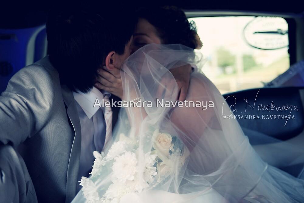 Wedding day II by Aleksandra Navetnaya