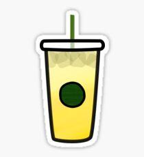 Pegatina Starbucks - limonada helada
