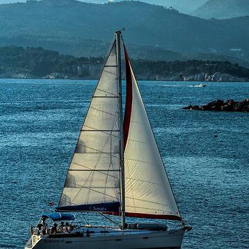 Sunsail Oceania by photograham