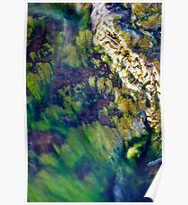 Waterfalls in Ellida River #3 Poster