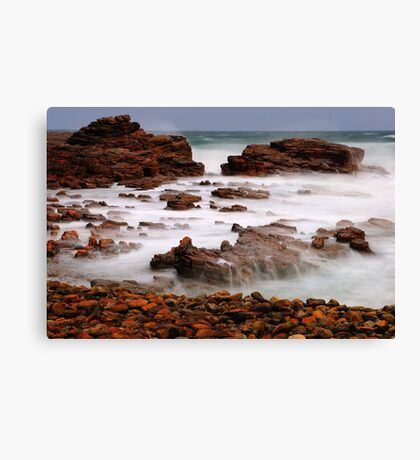 35 knot gusts Canvas Print