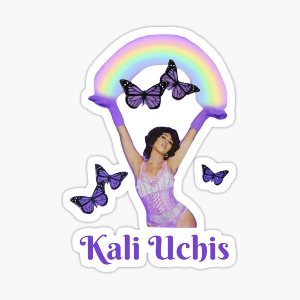 In Your Dreams Kali Uchis Tour Sticker