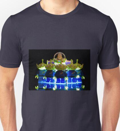 Lego Buzz with Alien friends T-Shirt