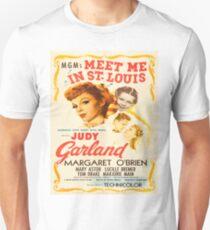 Vintage poster - Meet Me in St. Louis Unisex T-Shirt