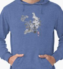 Bunnies and Daisies Lightweight Hoodie