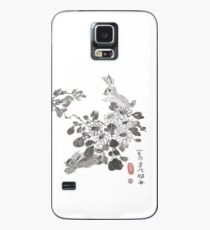 Bunnies and Daisies Case/Skin for Samsung Galaxy