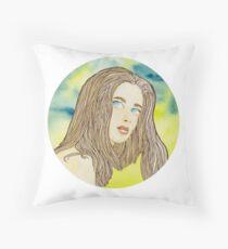Alura Watercolour Throw Pillow