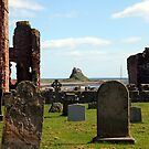 Holy Island by John Dalkin