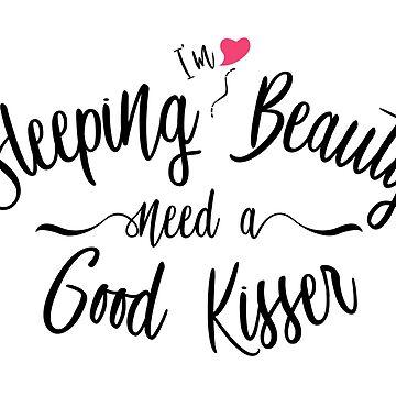 Sleeping Beauty Need Good Kisser by lu2k
