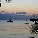 Negril just after sunset by tgmurphy