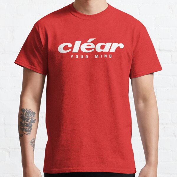 Cervelo - Clear Your Mind - Cycling Classic T-Shirt