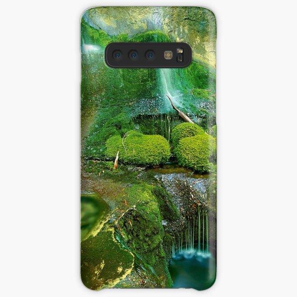 Mossy cascades, Walls of Jerusalem Samsung Galaxy Snap Case