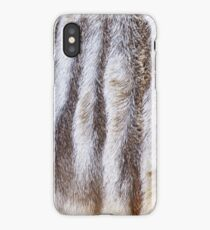 Wildebeest Texture Animal Wildlife Nature  iPhone Case