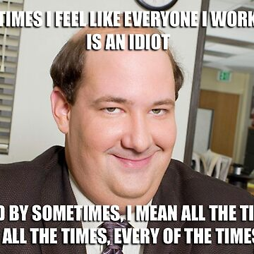 The Office,  Kevin Malone by LaurenConnellyy