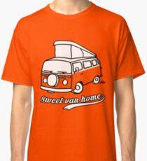 Camiseta clásica Sweet van home