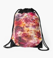 Purple Passion Drawstring Bag