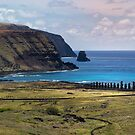Aku Aku Easter Island by Ryan + Corinne Priest