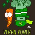 «Vegan Power» de Verdexdentro