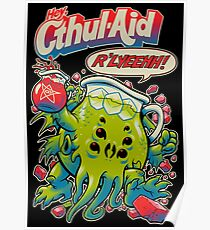 CTHUL-AID Poster