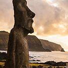 Easter Island Sunrise by Ryan + Corinne Priest