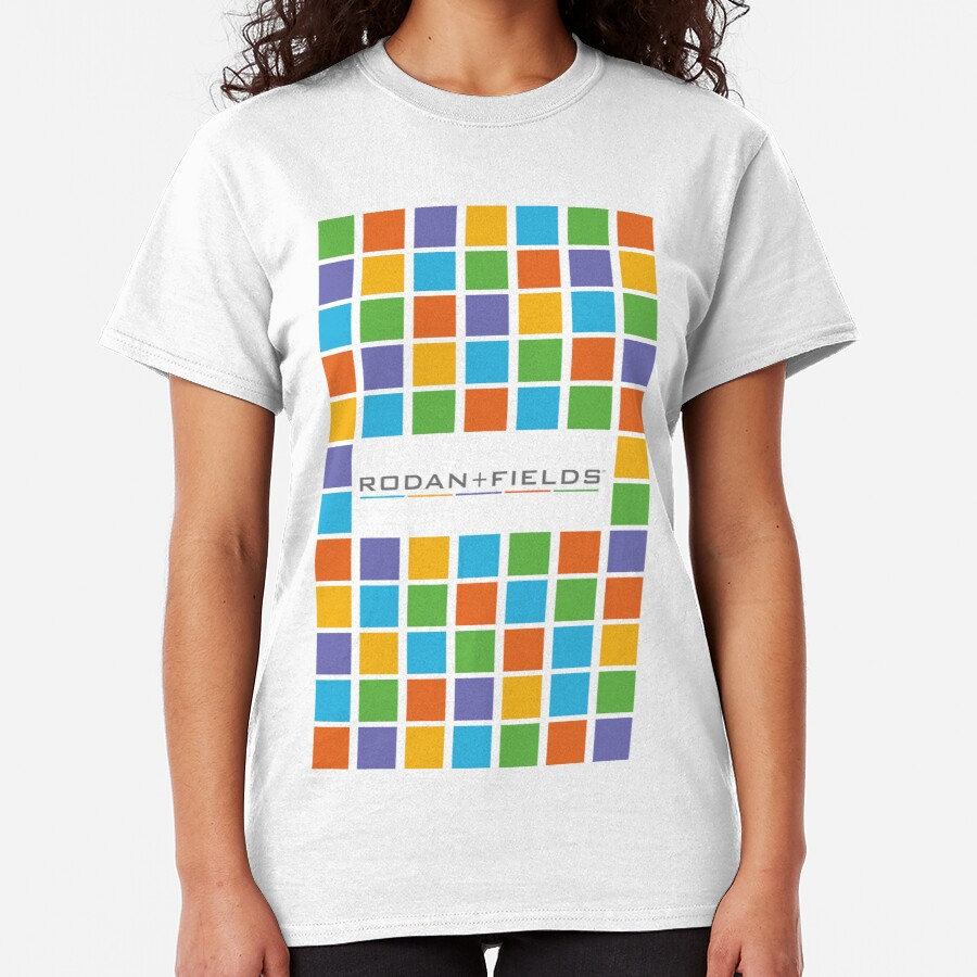 Rodan and Fields Blocks Classic T-Shirt