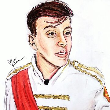 Prince Roman- Colored Pencil by lesamleq