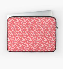 Pink Floral Laptop Sleeve