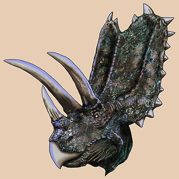Pentaceratops by Tarajillian