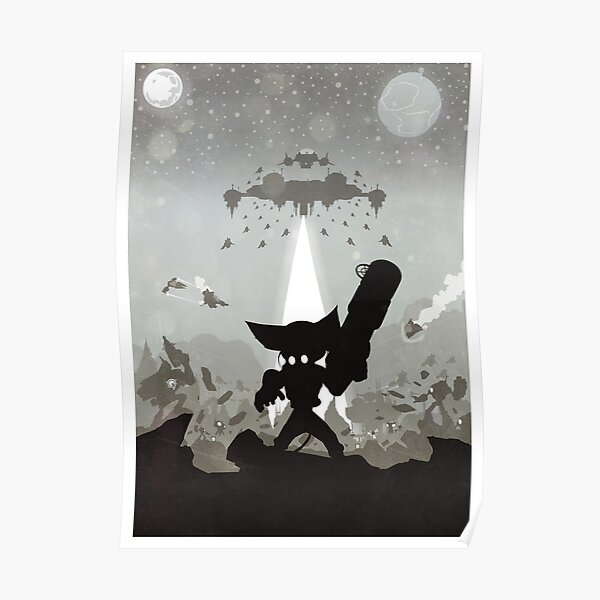 Ratchet and Clank - Showdown Poster
