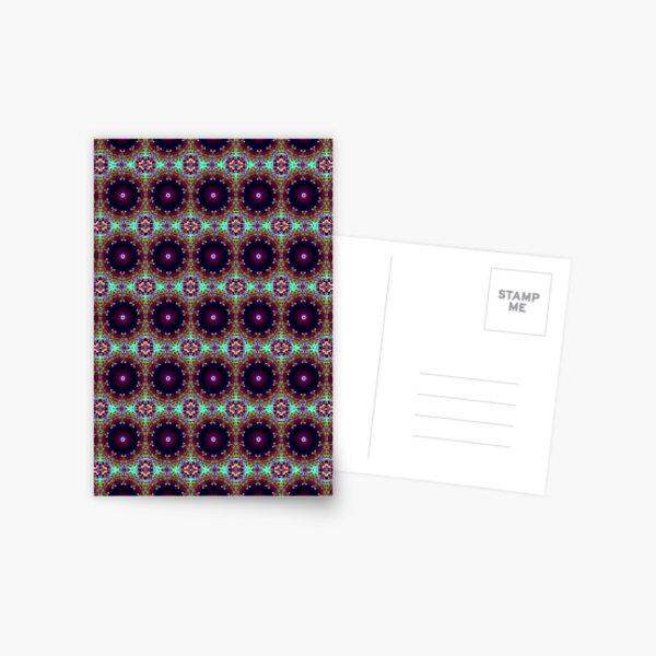 Midnight Star Blanket Postcard