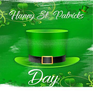 Happy St. Patrick's Day design for the lovely holiday by phskulmshirt