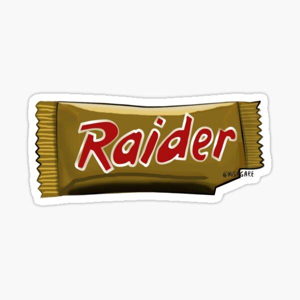 Raider, Dark - Netflix Sticker