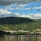 Mont Tremblant, Quebec. by Mike Oxley