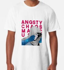angsty chaos magic user Long T-Shirt