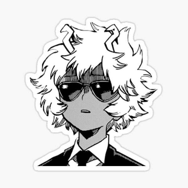 Mina  Sticker