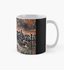 Full Steam - The Vintage Train Mug