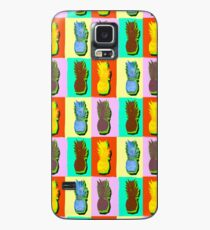 LIMITED EDITION PINEAPPLE POP ART -THE FAB  4- JANE HOLLOWAY  Case/Skin for Samsung Galaxy
