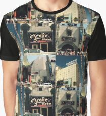 Hollywood love Graphic T-Shirt
