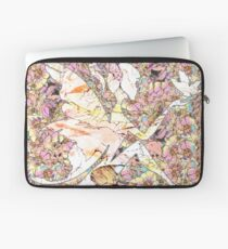 Pink Fairy Collage  Laptop Sleeve