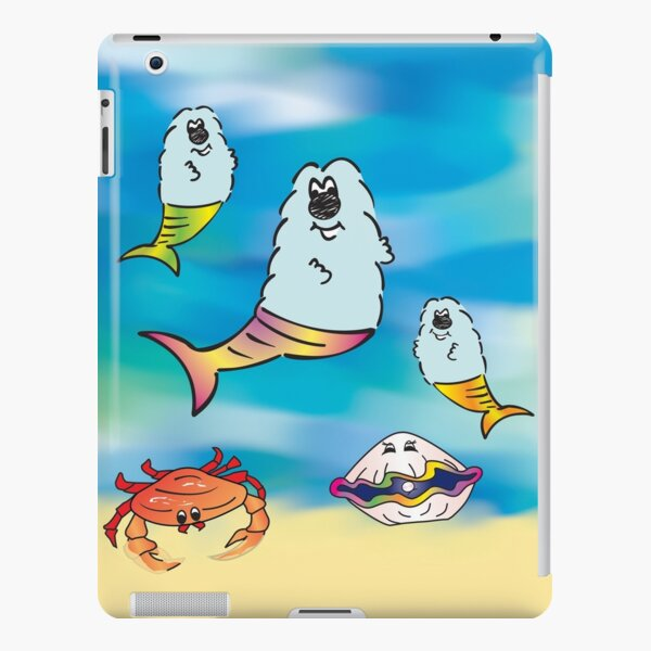 Mermaid Sea iPad Snap Case