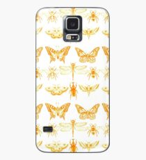 Yellow Insect Series Case/Skin for Samsung Galaxy
