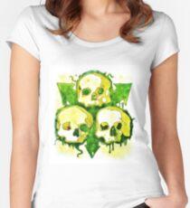 Death guard Nurgle 40K Women's Fitted Scoop T-Shirt